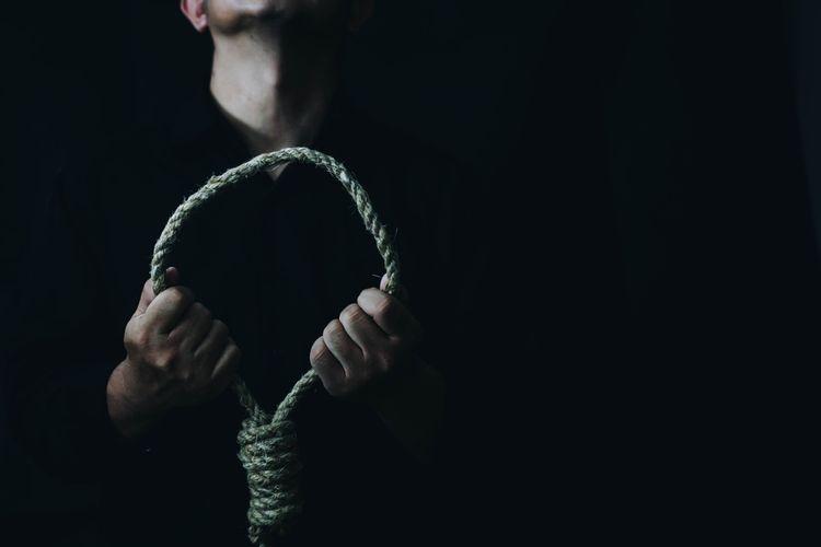 Cara Penanggulangan Bunuh Diri Karena Depresi